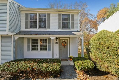 Carmel Condo/Townhouse For Sale: 804 Kings Way