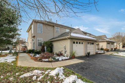 Fishkill Condo/Townhouse For Sale: 287 Crestwood Ct