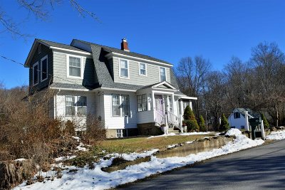 Esopus Single Family Home For Sale: 44 Church Hill Road