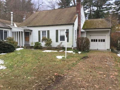 Poughkeepsie Twp Single Family Home For Sale: 36 Vassar View Road