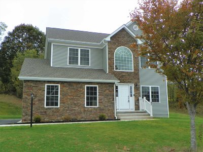 Dutchess County Single Family Home For Sale: 57 Four Corners Blvd
