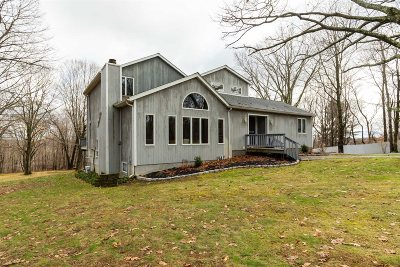 Pawling Single Family Home For Sale: 205 S White Rock Rd