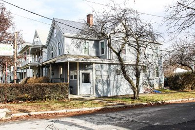 Poughkeepsie City Multi Family Home For Sale: 51 Worrall Ave