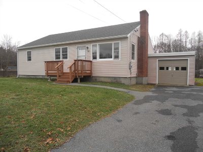 Hyde Park NY Single Family Home For Sale: $169,000