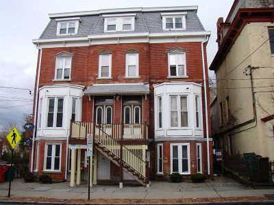 Dutchess County Rental For Rent: 219 Mill St #2