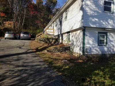 Dutchess County Multi Family Home For Sale: Butts Hollow Rd