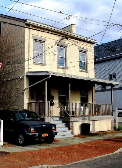 Poughkeepsie City Multi Family Home For Sale: 65 South Clover