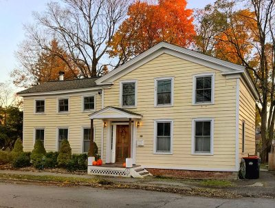 Dutchess County Single Family Home For Sale: 12 Livingston