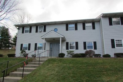Dutchess County Condo/Townhouse For Sale: 8 Ivy Ct #C