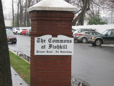 Dutchess County Condo/Townhouse For Sale: 402 Commons Way #H