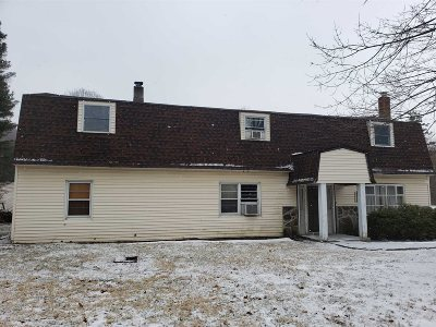 Clinton Single Family Home For Sale: 5658 Rt 82