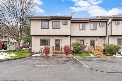 Dutchess County Condo/Townhouse For Sale: 5601 Chelsea Cove North