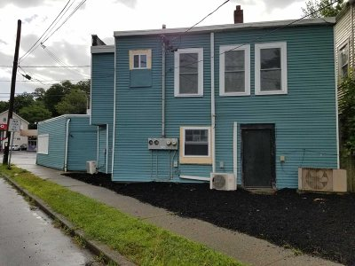 Poughkeepsie City NY Multi Family Home For Sale: $125,000