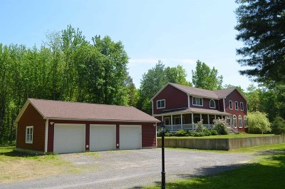 Dutchess County Single Family Home For Sale: 134 E Kerley Corners Rd