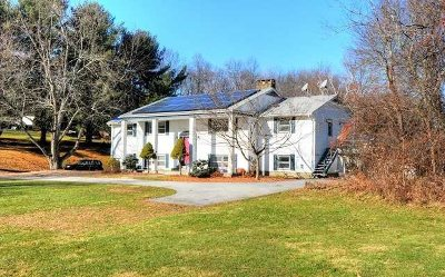 Rhinebeck NY Multi Family Home For Sale: $410,000