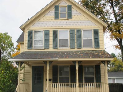 Dutchess County Rental For Rent: 14 Parker Ave #1