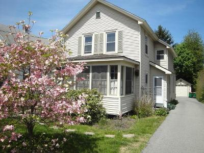 Dutchess County Rental For Rent: 9 Parker Ave