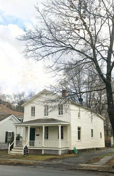 Single Family Home For Sale: 30 Livingston St