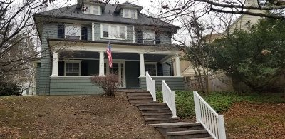 Poughkeepsie City Single Family Home For Sale: 21 Barnard Ave