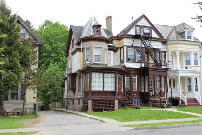 Poughkeepsie City Multi Family Home For Sale: 44 S Hamilton