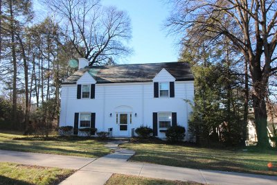 Poughkeepsie City Single Family Home For Sale: 5 St Johns Pkwy