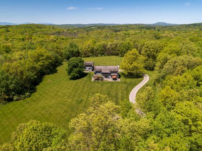 Single Family Home For Sale: 461 Woodstock Road