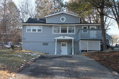 Poughkeepsie Twp Single Family Home For Sale: 21 Willowbrook Hgts