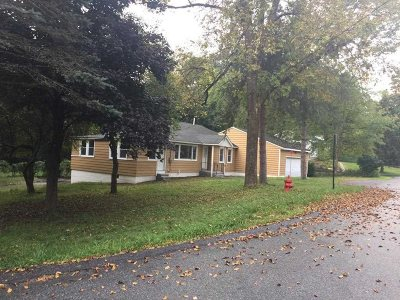Poughkeepsie Twp Single Family Home For Sale: 36 E Bank Rd