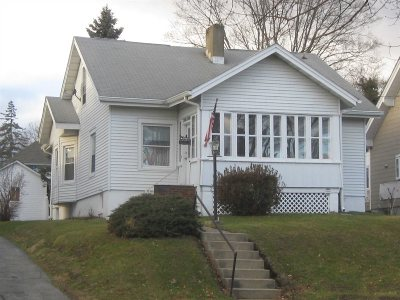 Poughkeepsie City Single Family Home For Sale: 19 Mildred Ave