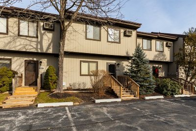 Beekman Condo/Townhouse For Sale: 8405 Chelsea Cove N