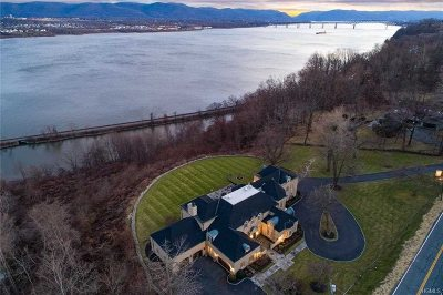 Single Family Home For Sale: 656 River Rd