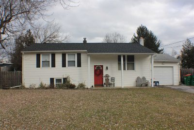 Dutchess County Single Family Home For Sale: 9 Exeter Rd