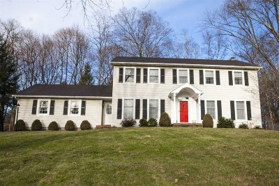 Poughkeepsie Twp Single Family Home For Sale: 5 Heathbrook Dr