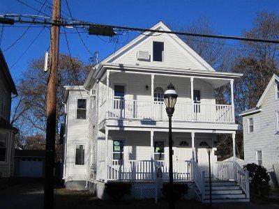Dutchess County Rental For Rent: 25 Lagrange Ave. #B