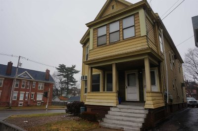 Poughkeepsie City Multi Family Home For Sale: 20 Innis Ave