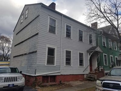 Poughkeepsie City Single Family Home For Sale: 82 Montgomery St