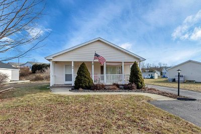 Poughkeepsie Twp Single Family Home For Sale: 44 Vero