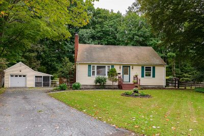 Hyde Park Single Family Home For Sale: 22 Valley View Rd