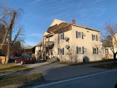 Dutchess County Multi Family Home For Sale: 13 W Market St