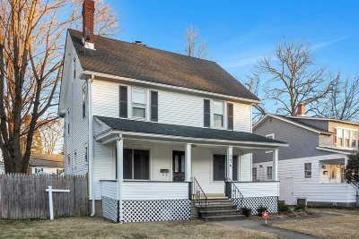Poughkeepsie City Single Family Home For Sale: 174 S Grand Ave