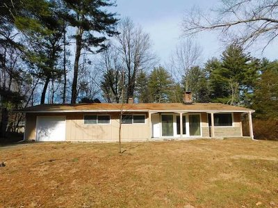 Woodstock NY Single Family Home For Sale: $279,500