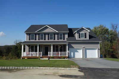 Poughkeepsie Twp Single Family Home For Sale: 43 Thames Rd