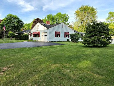 Rhinebeck Single Family Home For Sale: 918 Route 308