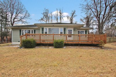 Single Family Home For Sale: 1007 Freedom Rd