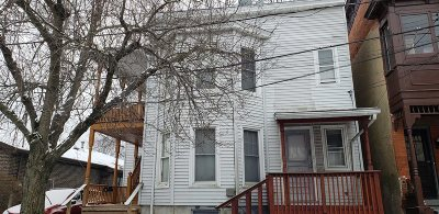 Poughkeepsie City Multi Family Home For Sale: 11 Center St