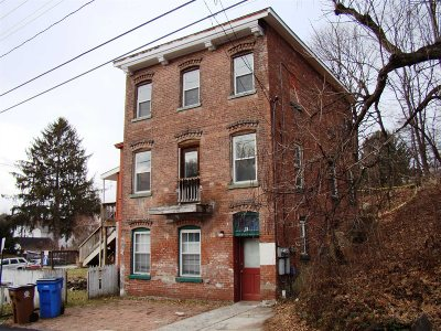 Kingston Multi Family Home For Sale: 63 3rd Ave