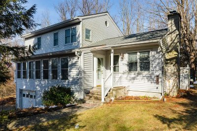 Dutchess County Single Family Home For Sale: 39 Circle Hill Rd