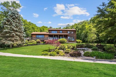 Pawling Single Family Home For Sale: 263 Holmes Rd