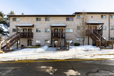Poughkeepsie Twp Condo/Townhouse For Sale: 26 Cooper Rd #104