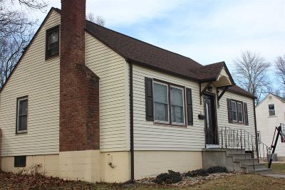 Poughkeepsie Twp Single Family Home For Sale: 31 Seitz Ter